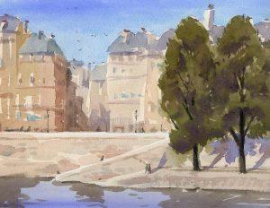 Paris, Quai d