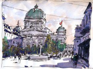 Bern, Federal Palace