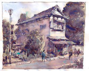 Tokyo, Yanaka Old Town