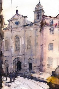 Lissabon, Igreja da Madalena