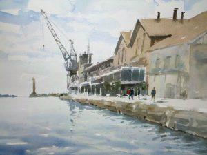 Thessaloniki, Old Port